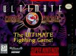 Ultimate Mortal Kombat 3 Box Art Front